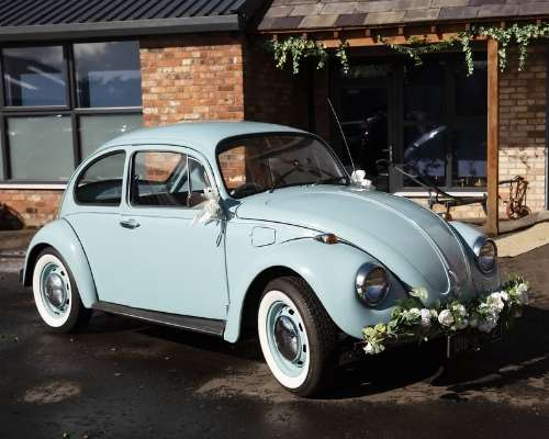 VW Beetle - Wedding cars to hire in Northern Ireland