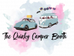 The Quirky Camper Booth - New logo with VW Campervan and Beetle